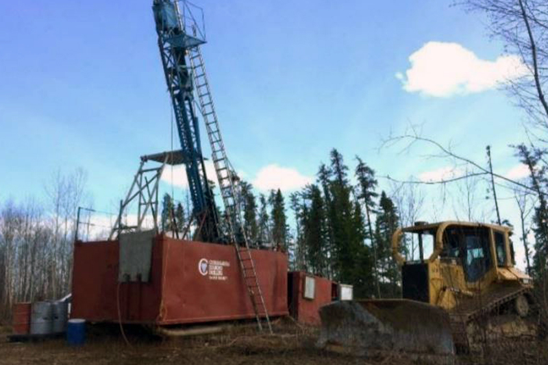 Yorbeau resumes drilling at Scott project